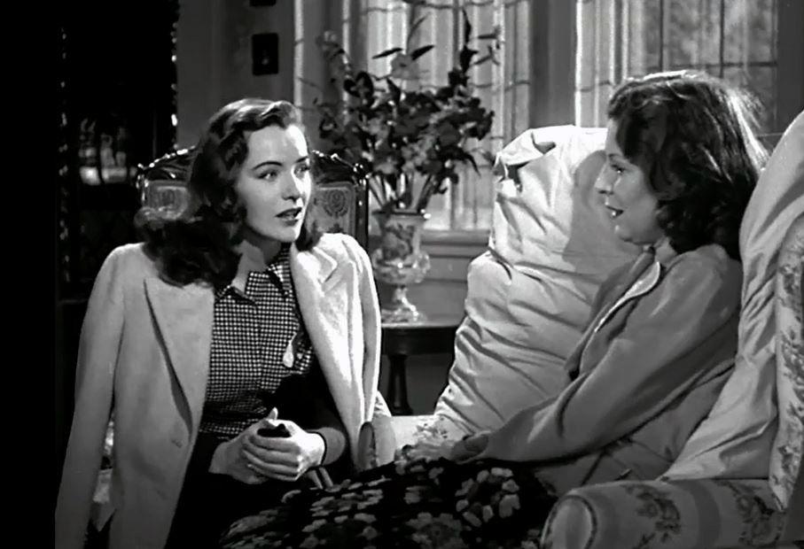 PHANTOM LADY (Les Mains qui tuent)  - Robert Siodmak (1944), Ella Raines, Franchot Tone et Alan Curtis