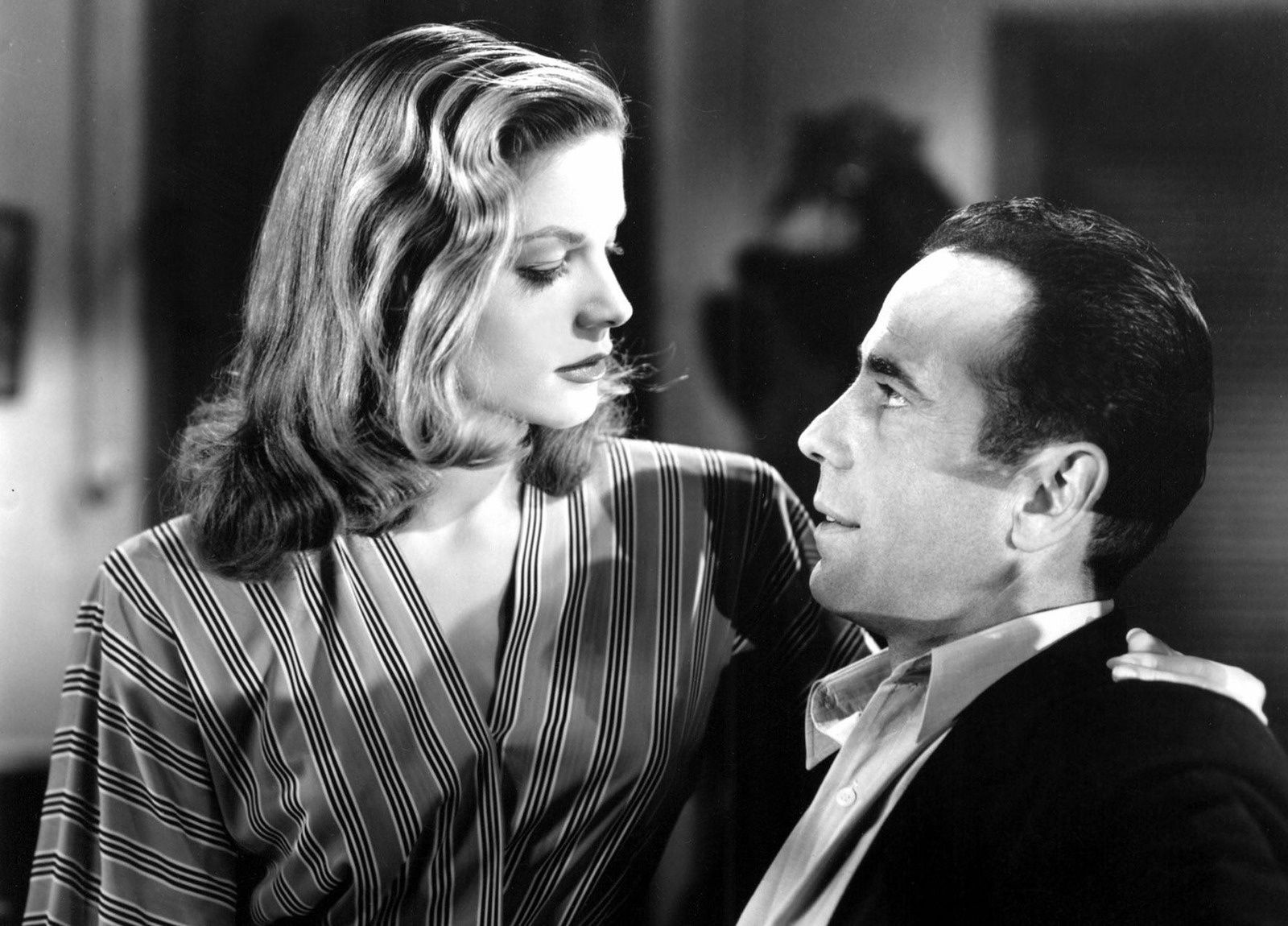 TO HAVE AND HAVE NOT (Le port de l'angoisse) – 1944 – Howard Hawks – Bacall - Bogart