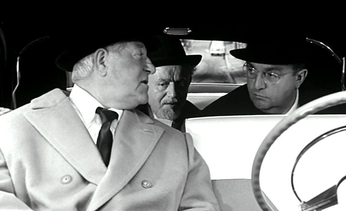LE CAVE SE REBIFFE – Gilles Grangier (1961) – Jean Gabin, Bernard Blier, Maurice Biraud, Martine Carol, Françoise Rosay