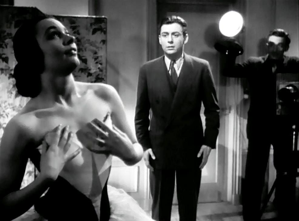 UN REVENANT – Christian-Jaque (1946) – Louis Jouvet, François Périer, Gaby Morlay, Louis Seigner