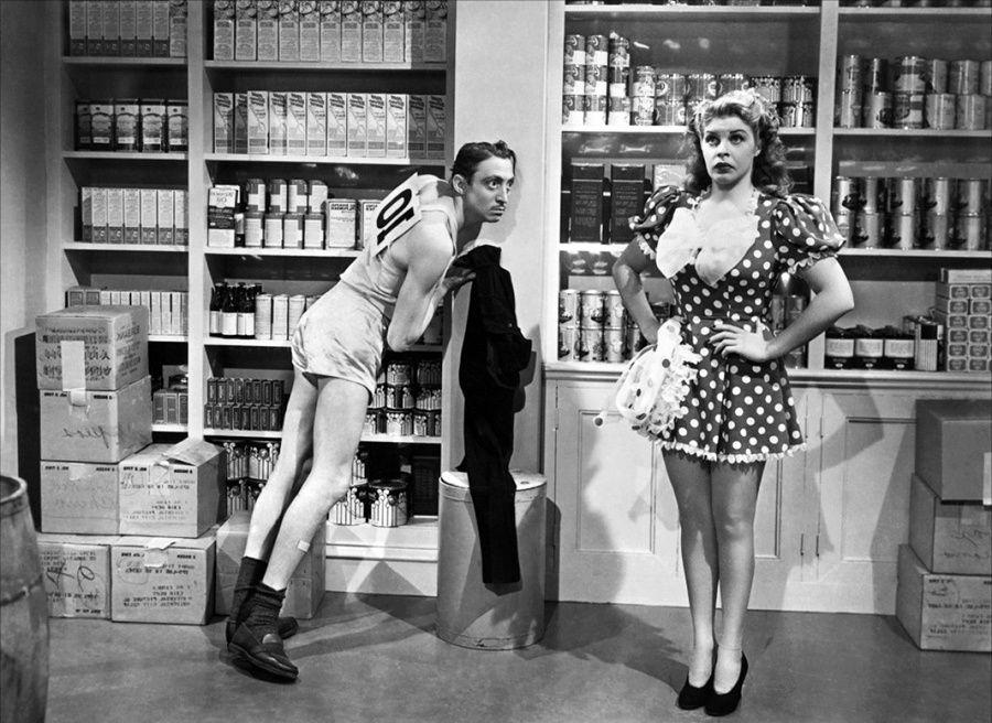 HELLZAPOPPIN – H. C. Potter (1941) – Ole Olsen, Chic Johnson, Martha Raye