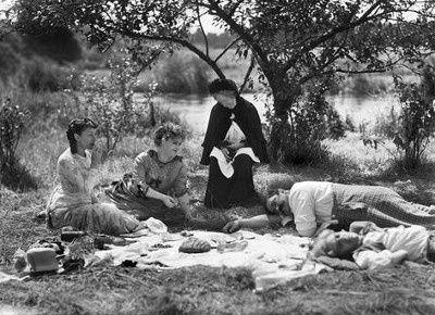 Partie de campagne - Jean Renoir - Tournée en 1936, sorti en salle en 1946