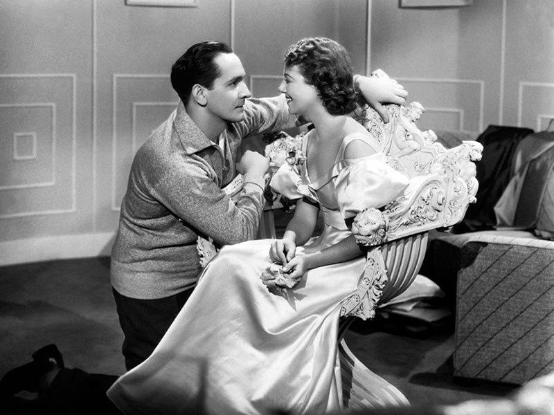 A Star Is Born (version de 1937)  avec Janet Gaynor et Fredric March