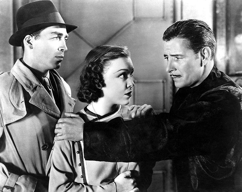 Les Horizons perdus (Lost Horizon) - Frank Capra (1937), tiré du roman éponyme de James Hilton. Avec Ronald Colman Jane Wyatt John Howard