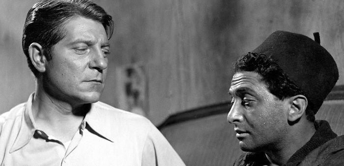 Jean Gabin et Marcel Dalio dans Pépé le Moko de Julien Duvivier (1935)