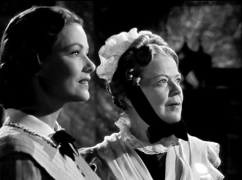 DRAGONWYCK (Le Château du dragon) – Joseph L. Mankiewicz (1946) – Gene Tierney, Vincent Price, Glenn Langan