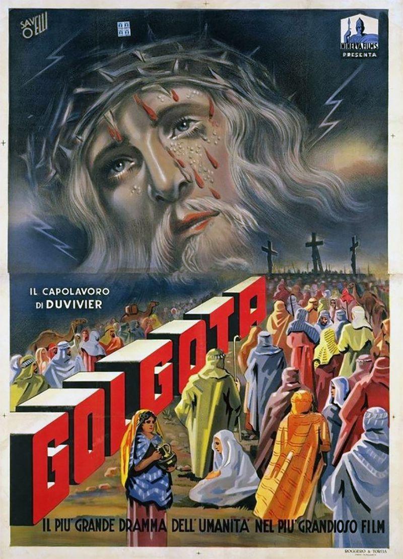 Tourné dans une Algérie aux airs de Palestine, le film de Julien Duvivier tente de retracer avec un certain réalisme les derniers jours du Christ. L'occasion pour Gabin d'une prestation inattendue, en consul romain dominé par une épouse ambitieuse.