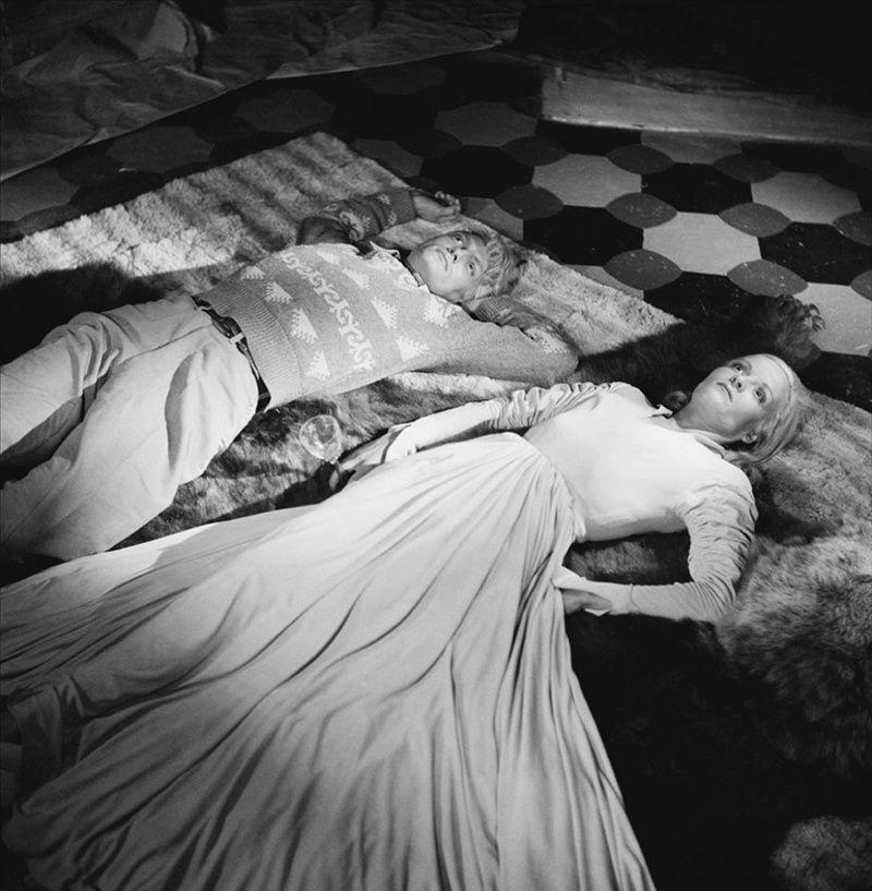 Jean Marais et Madeleine Sologne dans L'Eternel Retour de Jean Delannoy (1943)