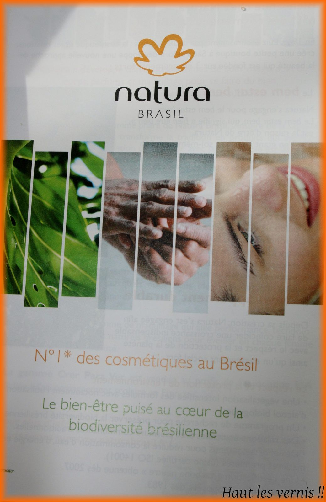 Nail art  Nature et l'univers de kama..