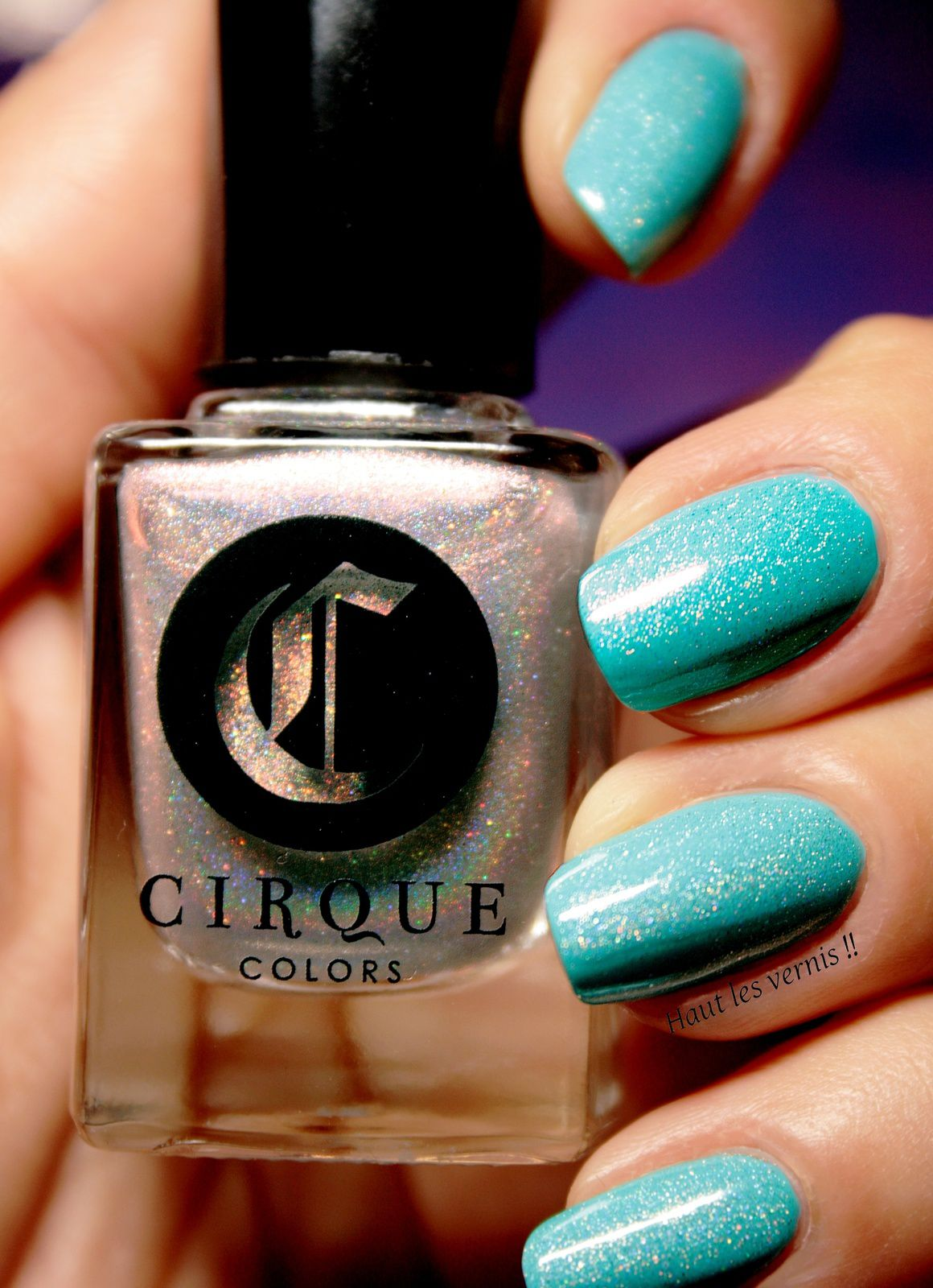 Vice collection from Cirque Colors..