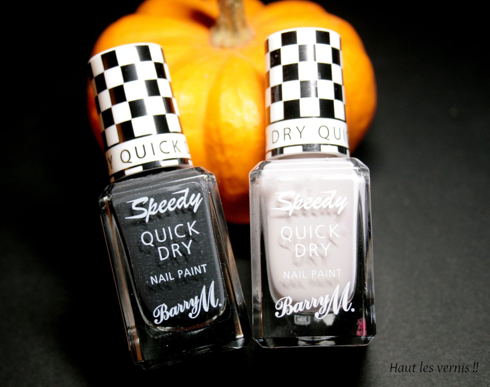 Barry M quick dry Dragster...A fond halloween!!