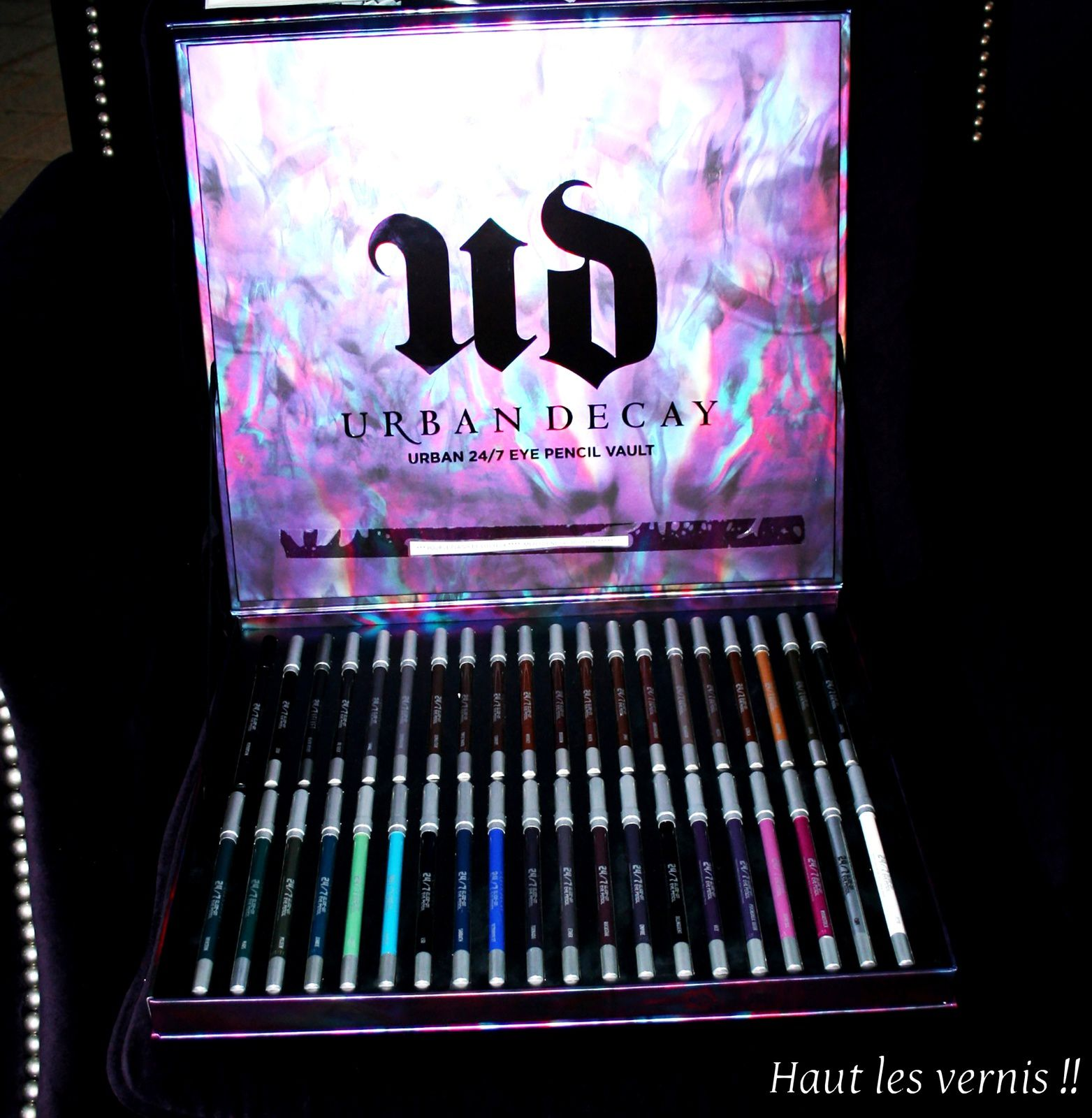 Urban Decay....Beautylicieuse..Ma fabuleuse Master Class