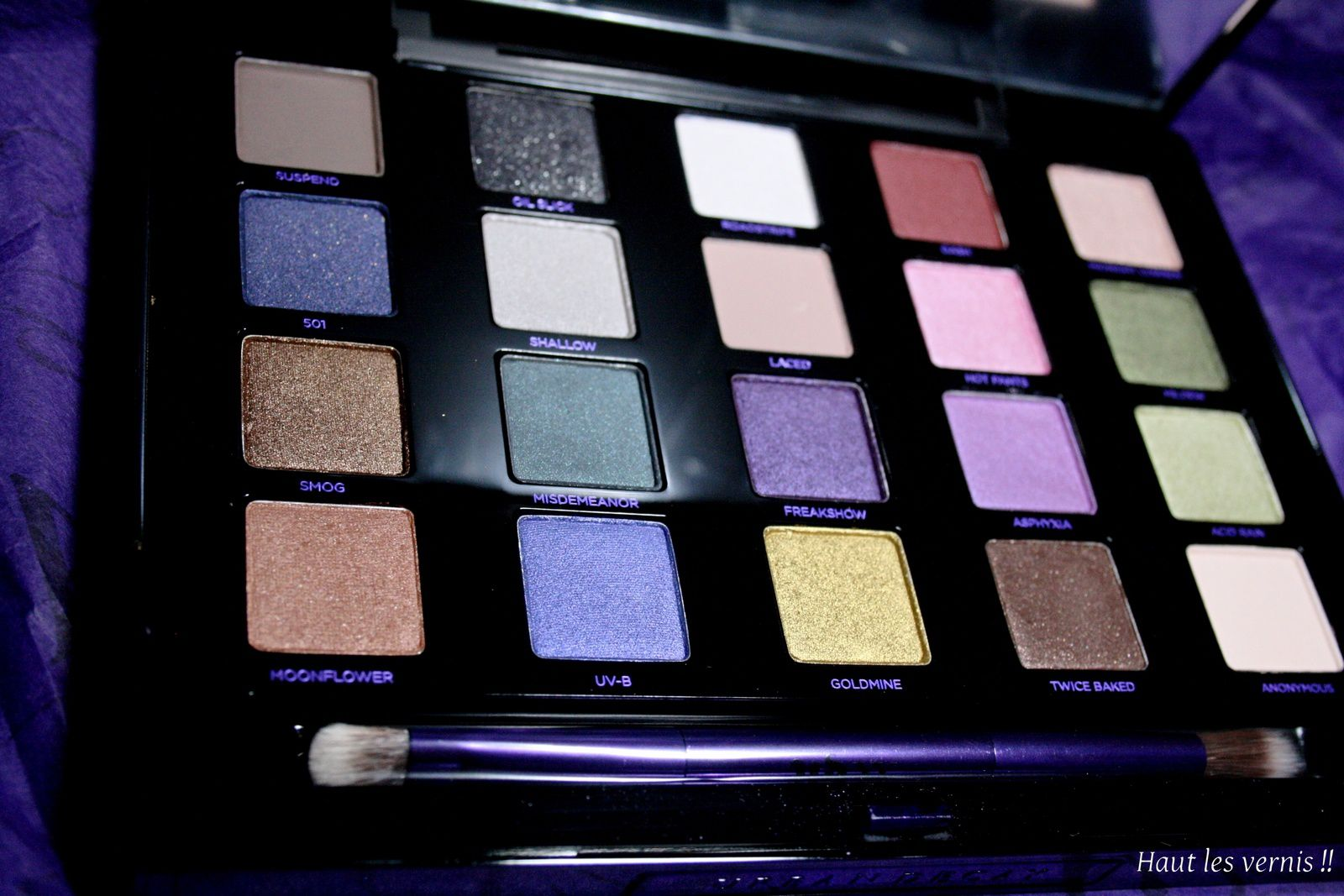Le teint californien par Urban Decay