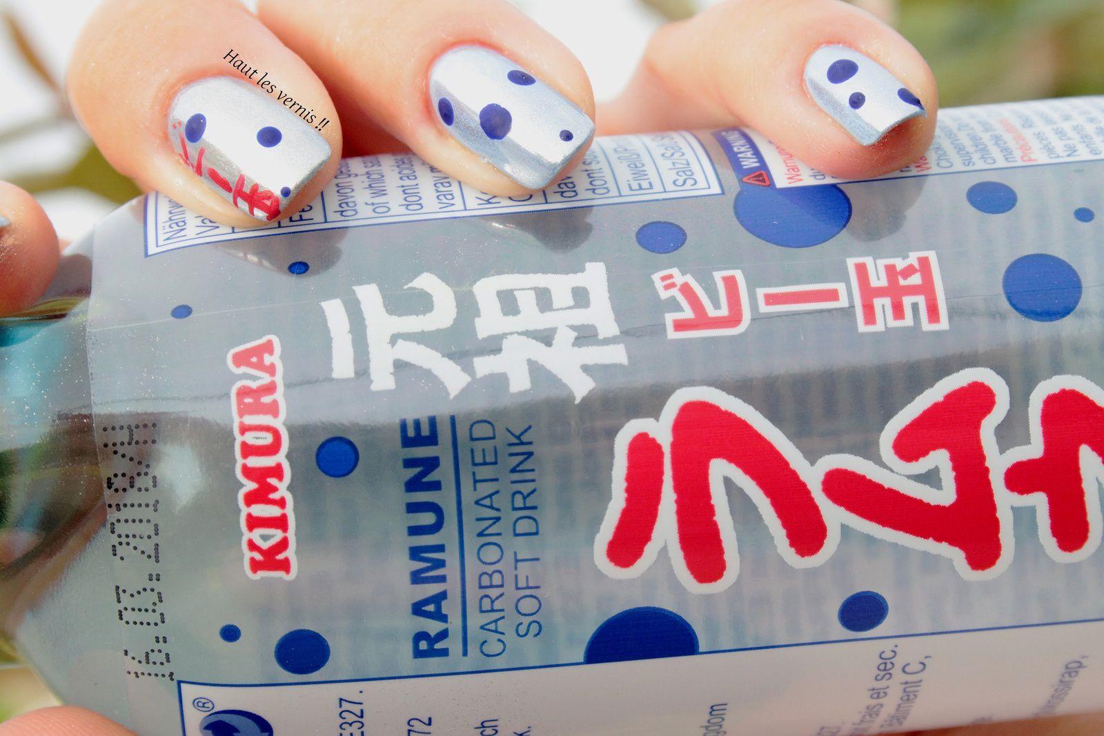 Pigment chrome née jolie...ça pétille au japon