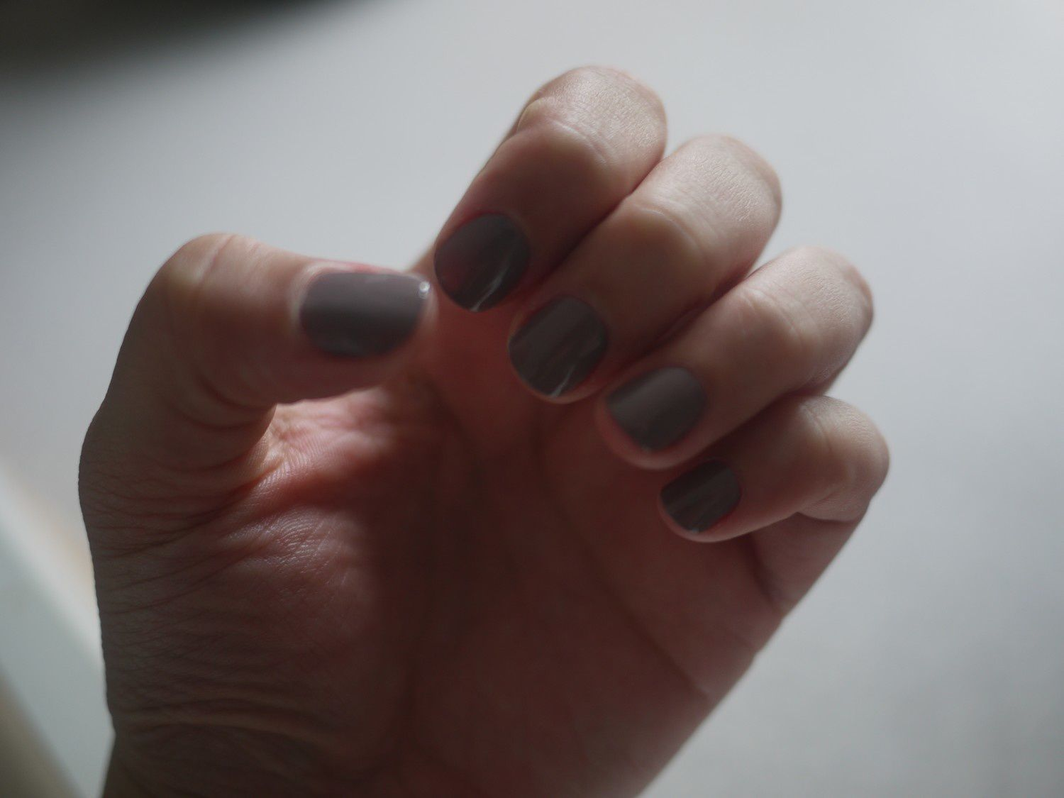 On my nails/Sur mes ongles - Kiko Quick dry 817