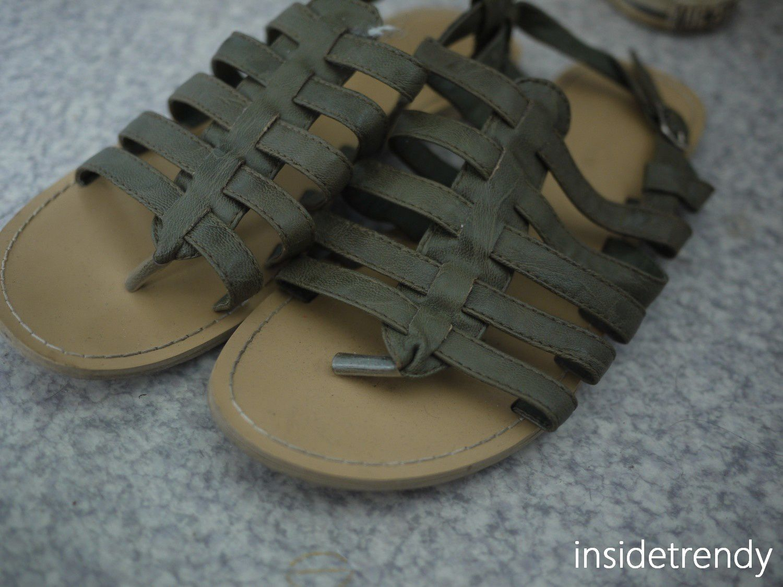 Ma collection de chaussures d'été  - Juin 2014 - PARTIE 1