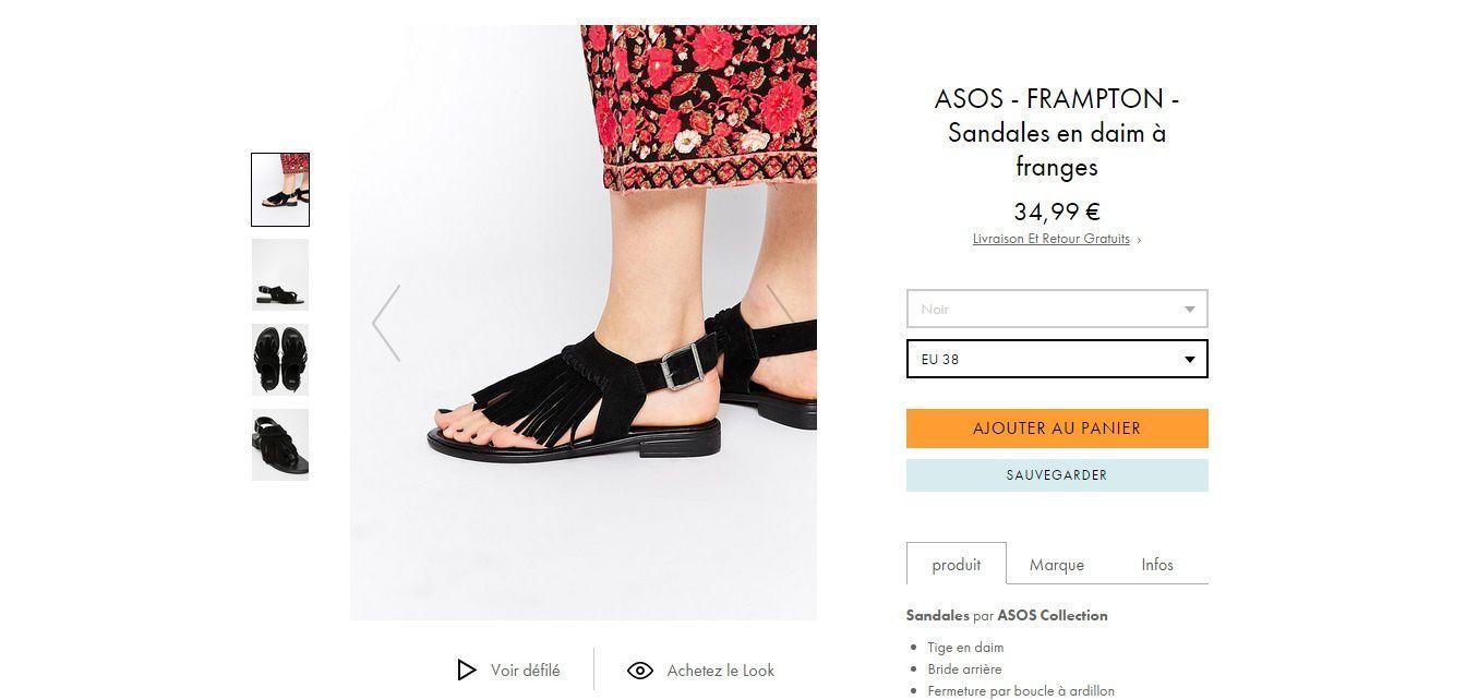 Ce que je veux pendant les soldes d'été 2015 - Sneackers &amp&#x3B; shoes - Juin 2015