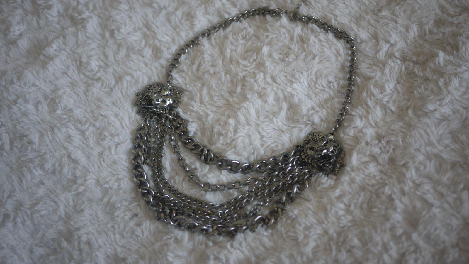 Ma collection de colliers - Juillet 2015
