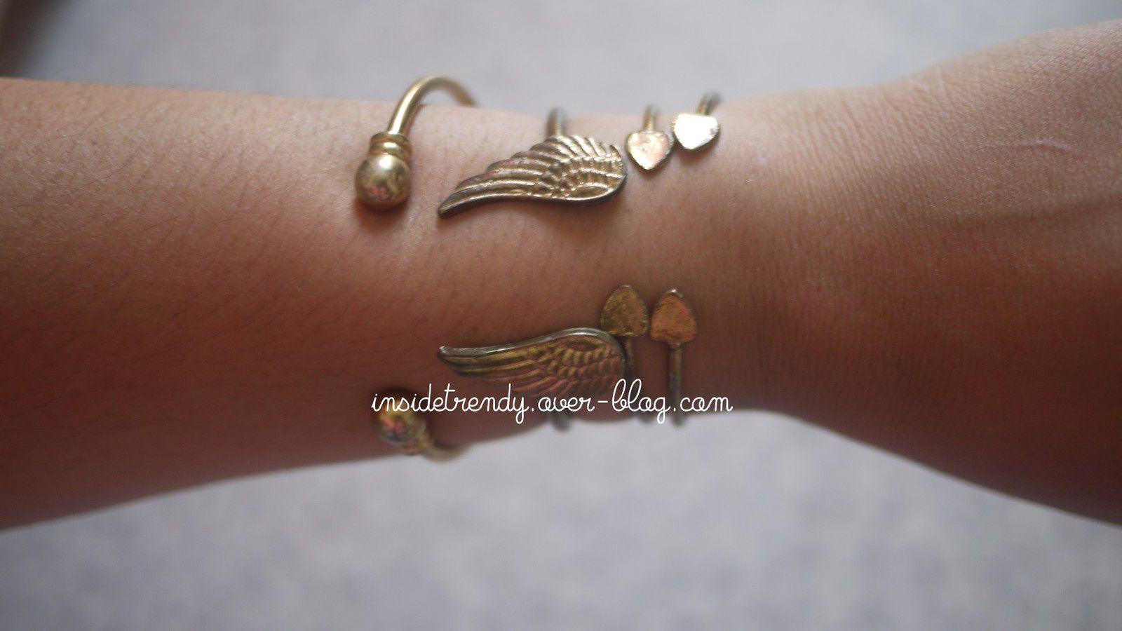 Ma collection de montres &amp&#x3B; bracelets - Ete 2015 ( Primark, Pretty-bijoux.com, C&amp&#x3B;A, H&amp&#x3B;M ... ) PARTIE 2 : LES BRACELETS