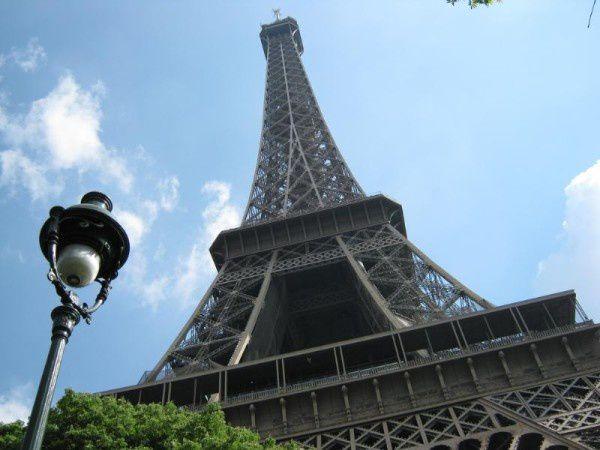 Traversée Est-Ouest de PARIS - 2010.