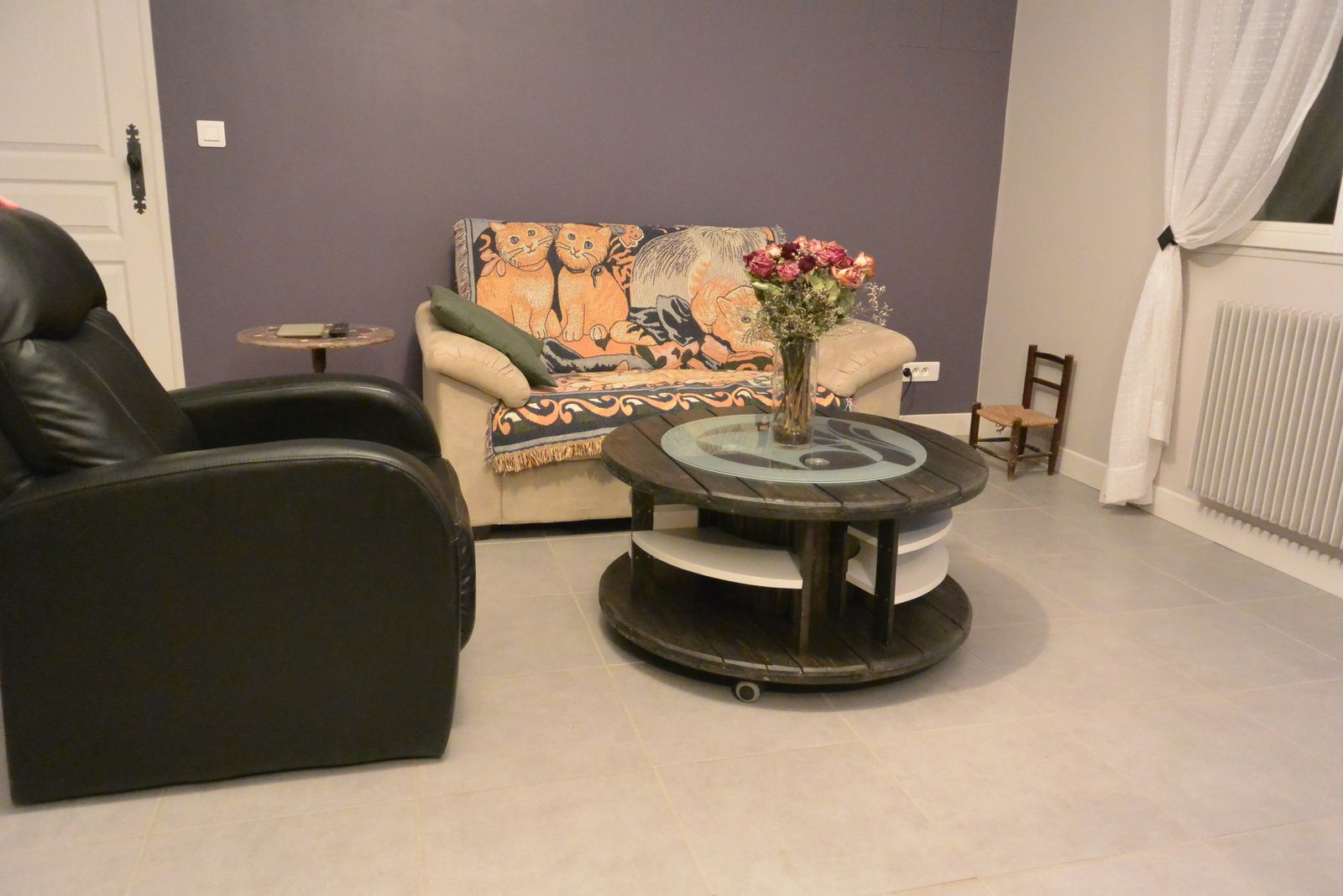 id e le recyclage des tourets le blog de denis. Black Bedroom Furniture Sets. Home Design Ideas