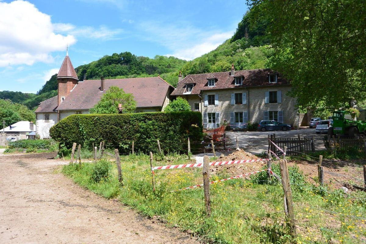 Autour de Poligny et Château-Chalon - Jura 2014