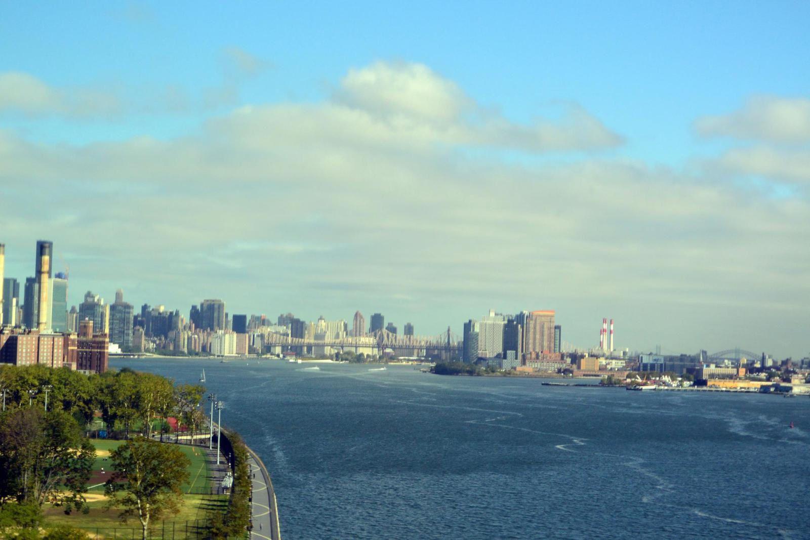 Voyage : Deux jours à New York en 2015