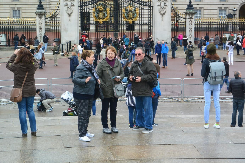 Voyages : Londres, édition 2016.