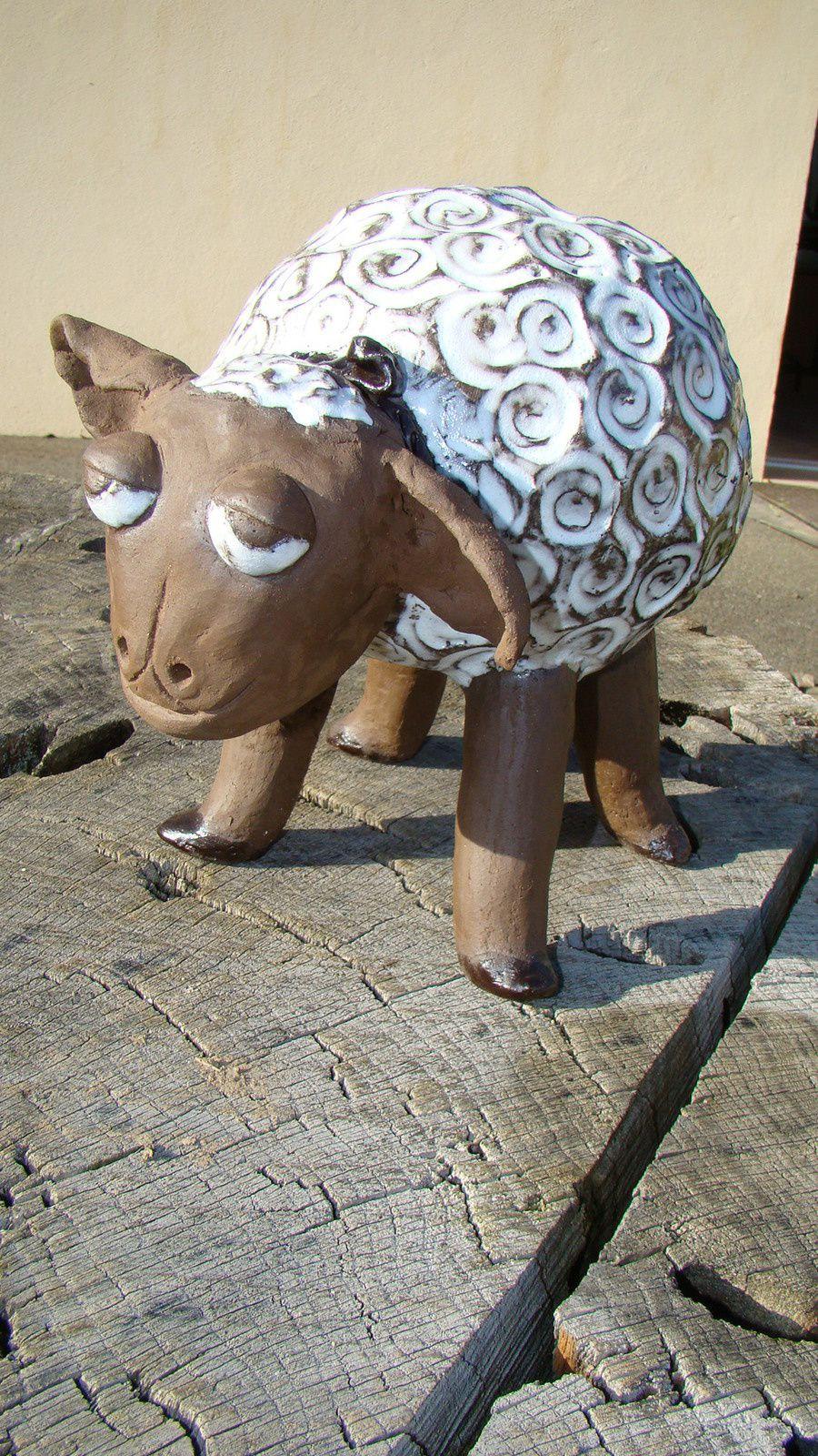 Mouton intelligent de Nicole
