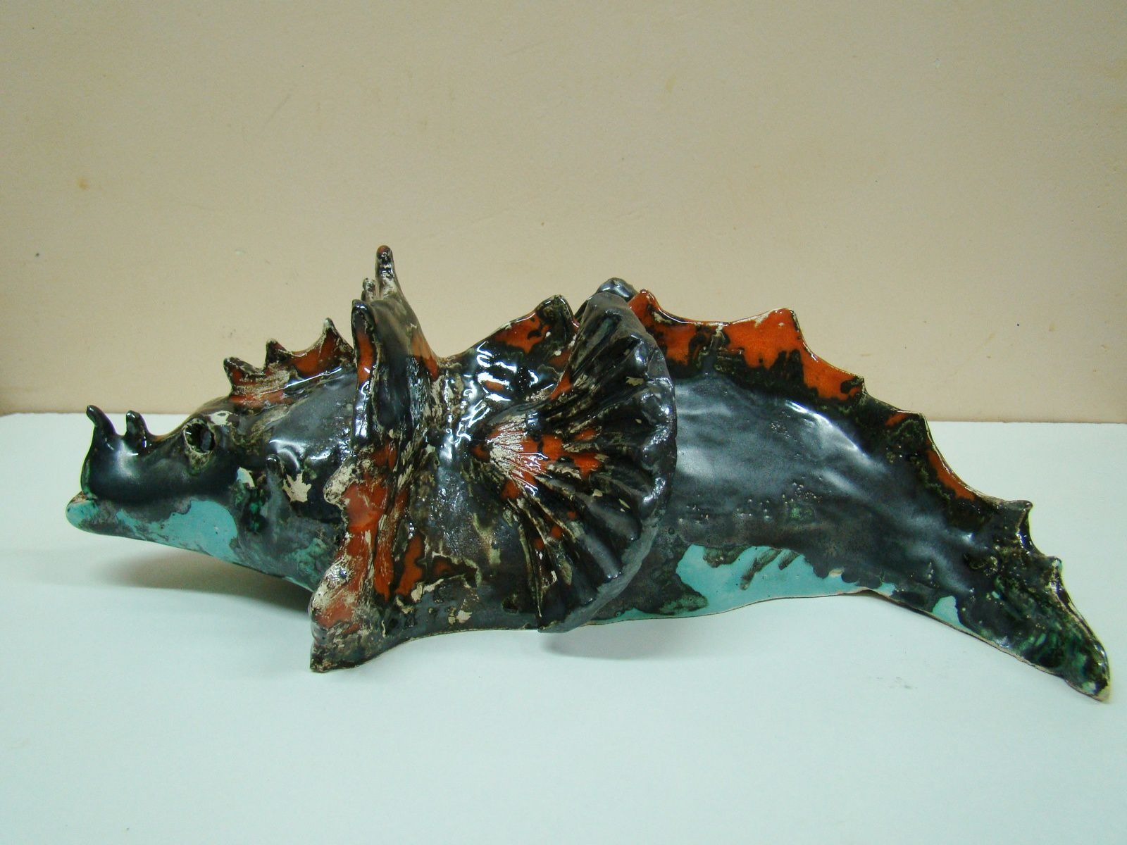 Poisson-dragon de Jean-Pierre