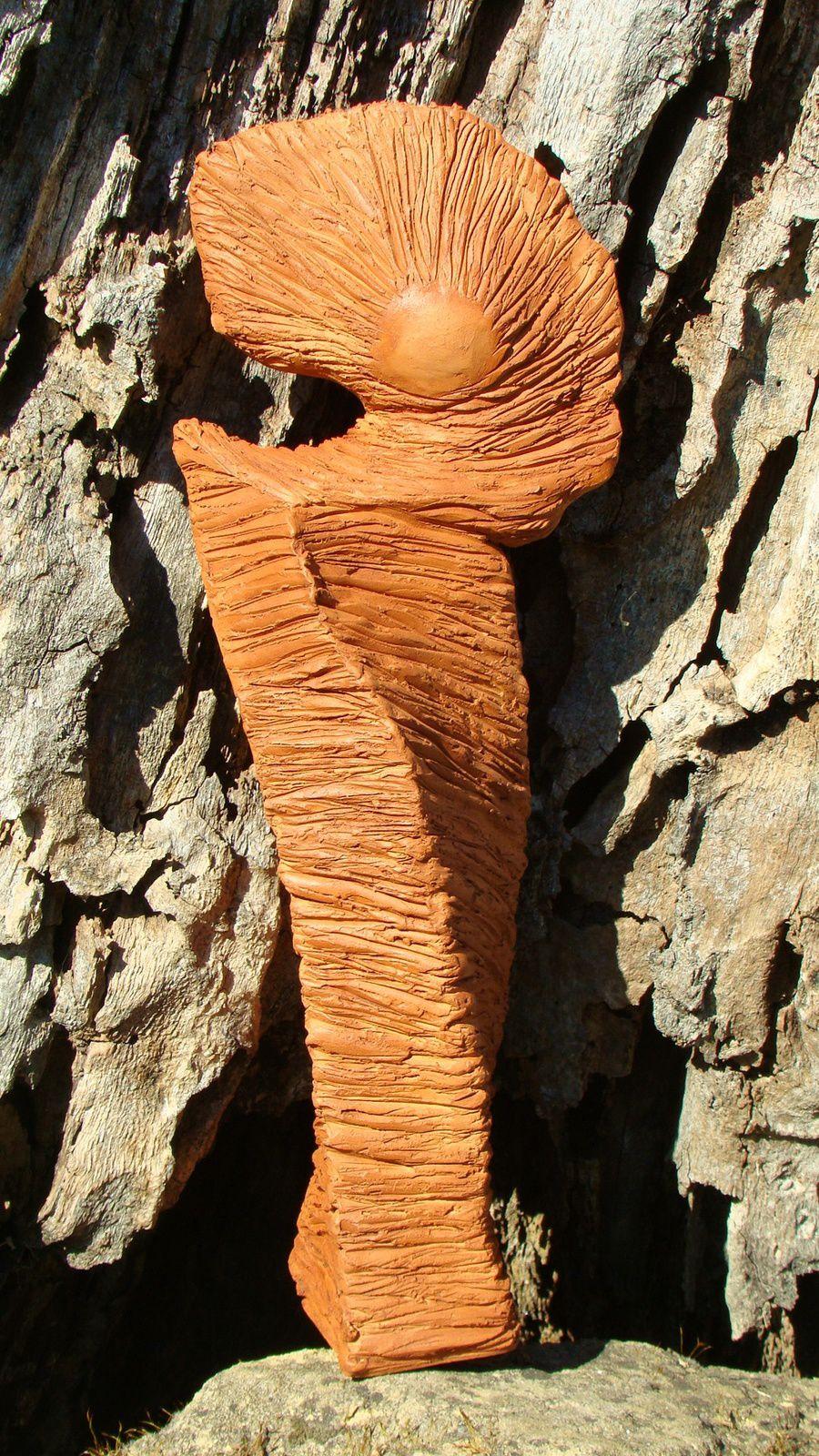 Sculpture de Danielle