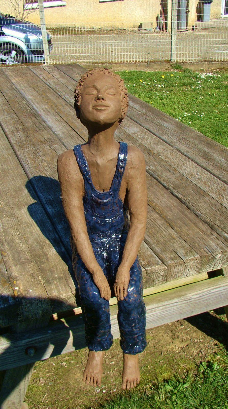 Sculpture de Nicole