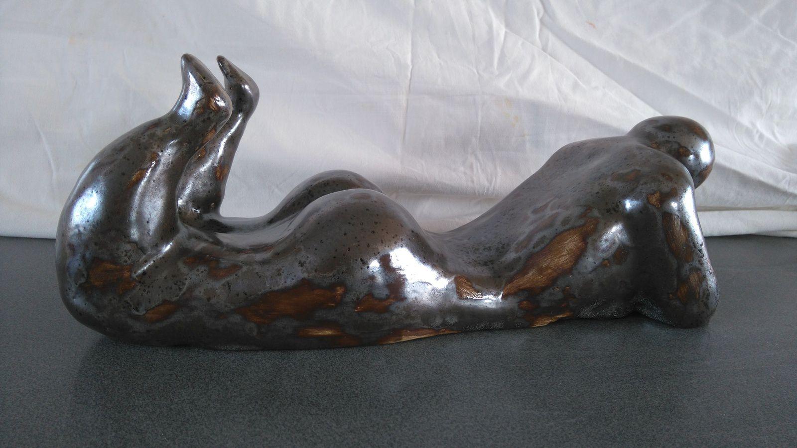Sculpture de Jean-Claude M