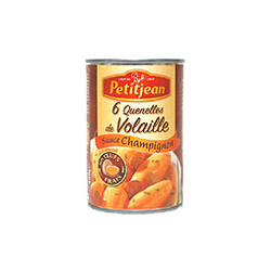 Do you like Quenelles?