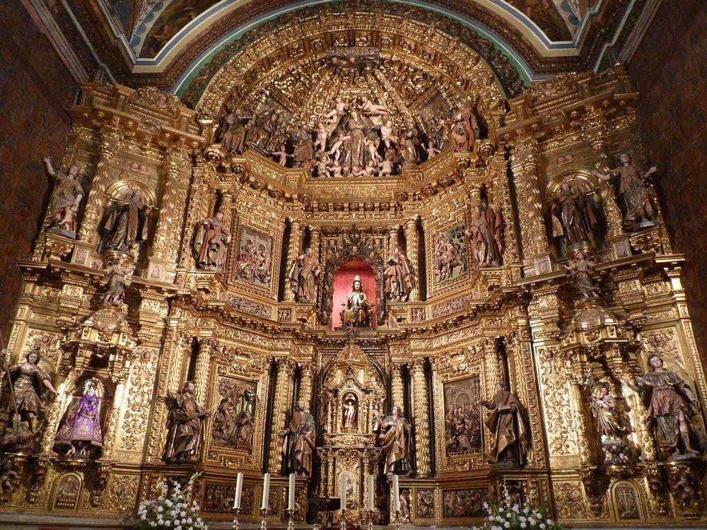 L'église Santa Maria de Los Arcos