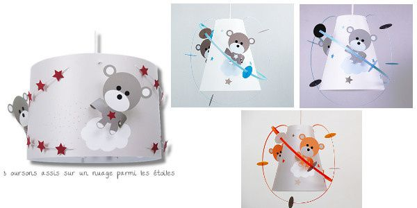 luminaire ours pour chambre bb lampe casse noisette luminaire chambre enfant - Eclairage Chambre Bebe