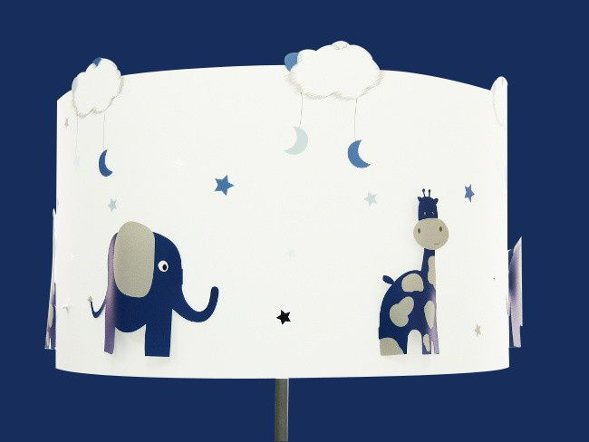 animaux de la savane luminaire chambre enfant lampe. Black Bedroom Furniture Sets. Home Design Ideas