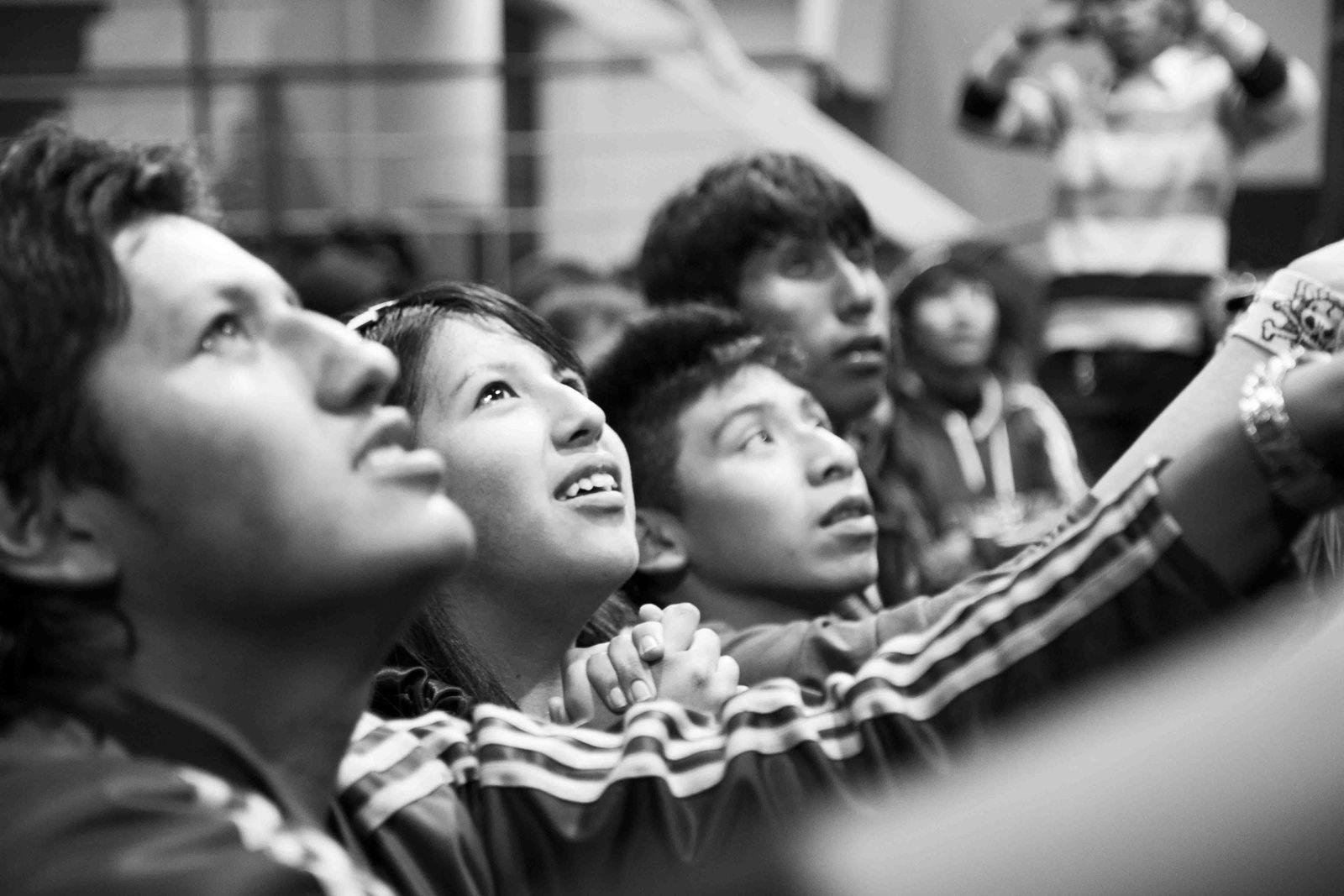 ANIME NO SEKAI 2014 - Anime Event - La Paz - Bolivia