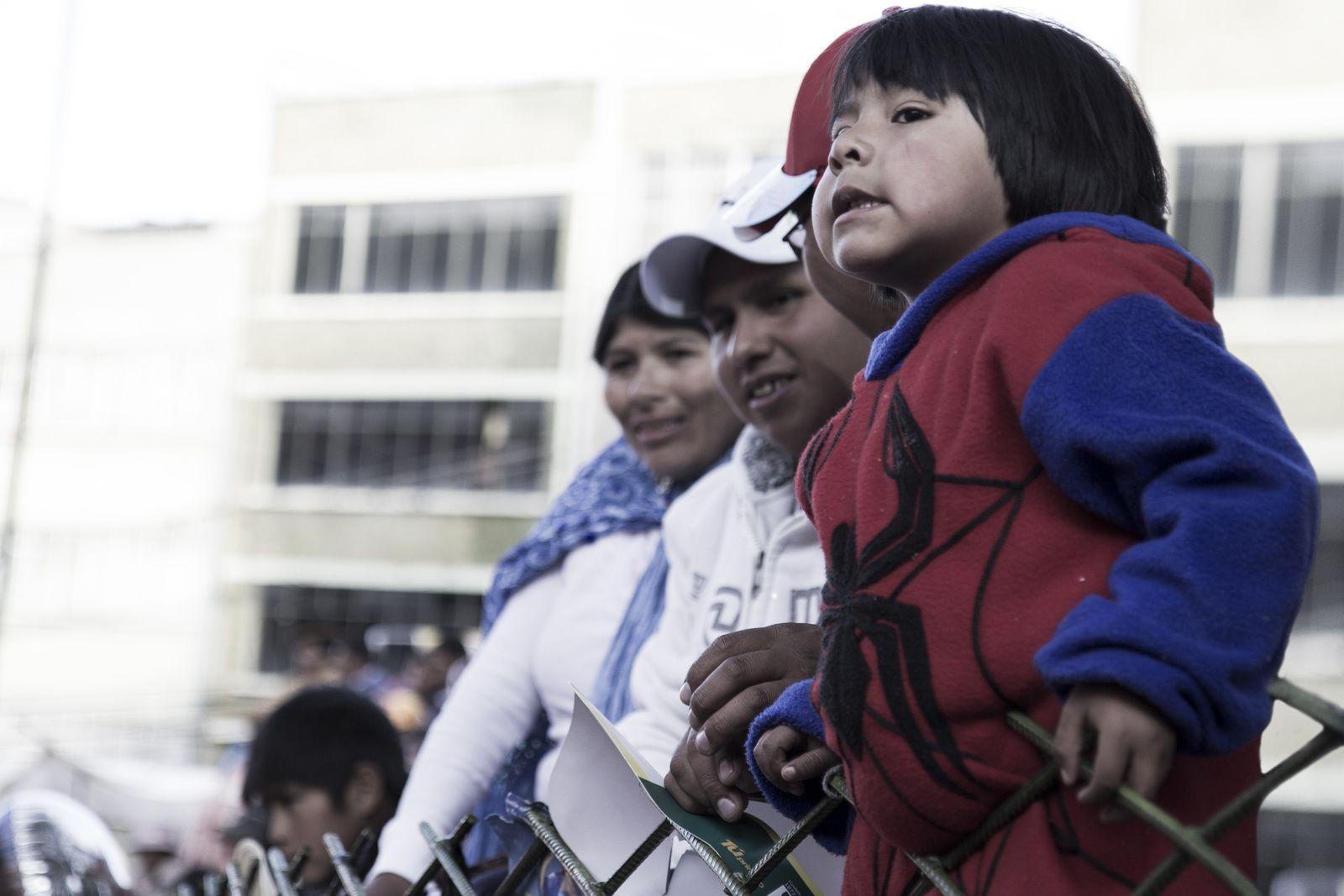 GRAN PODER - La Paz Carnaval - Bolivia