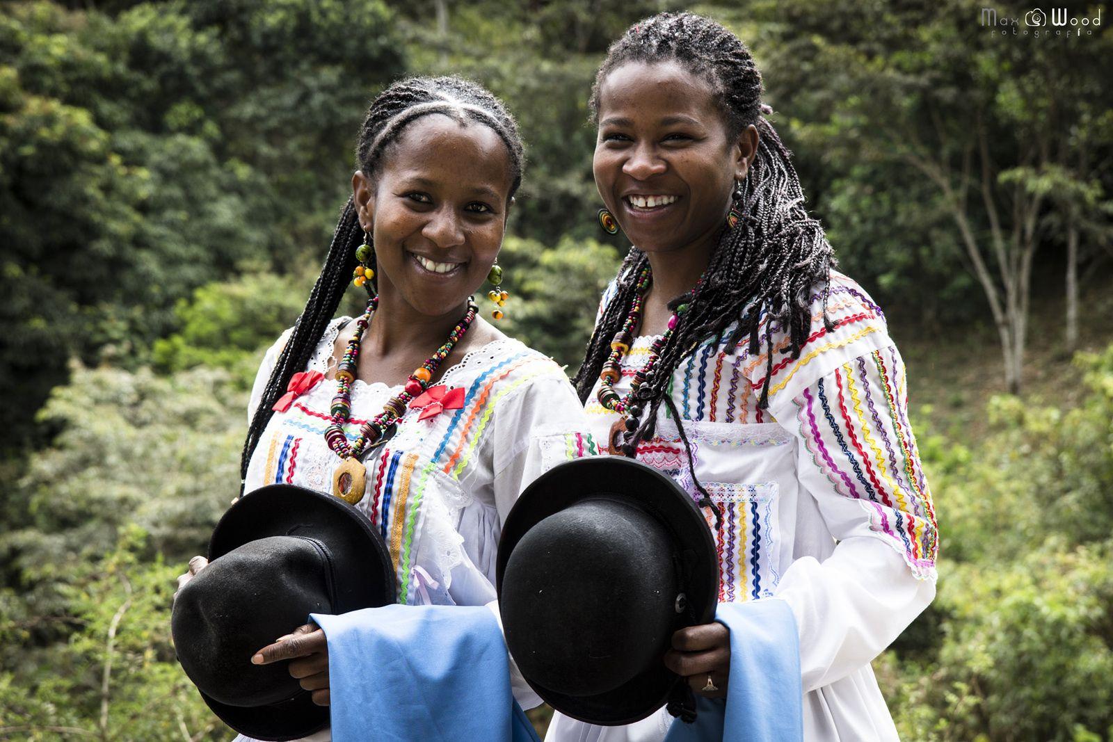 SAYA, AFRO-BOLIVIAN CULTURE - Chijchipa - Yungas region - Bolivia
