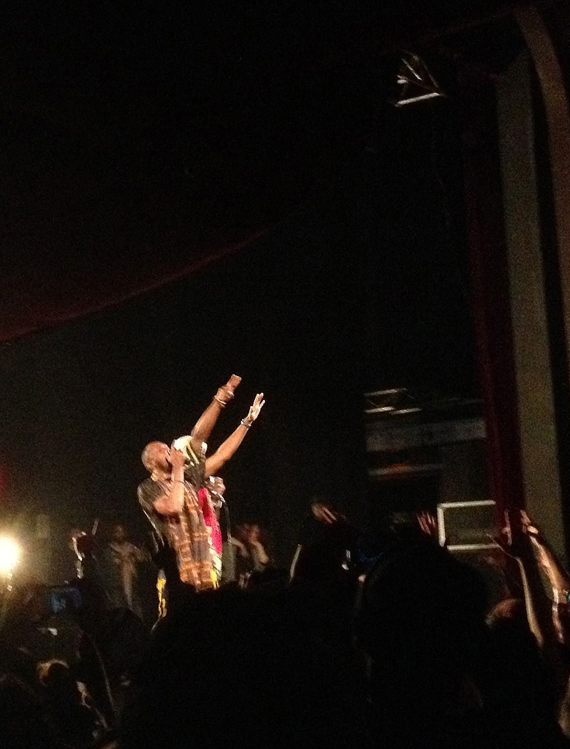 Live Report : Black Star (Yasiin Bey &amp&#x3B; Talib Kweli) au Trianon
