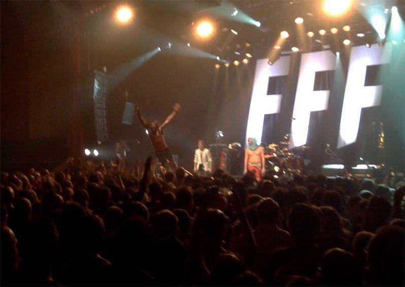 Live Report #20 : FFF au Bataclan (30 novembre 2016)