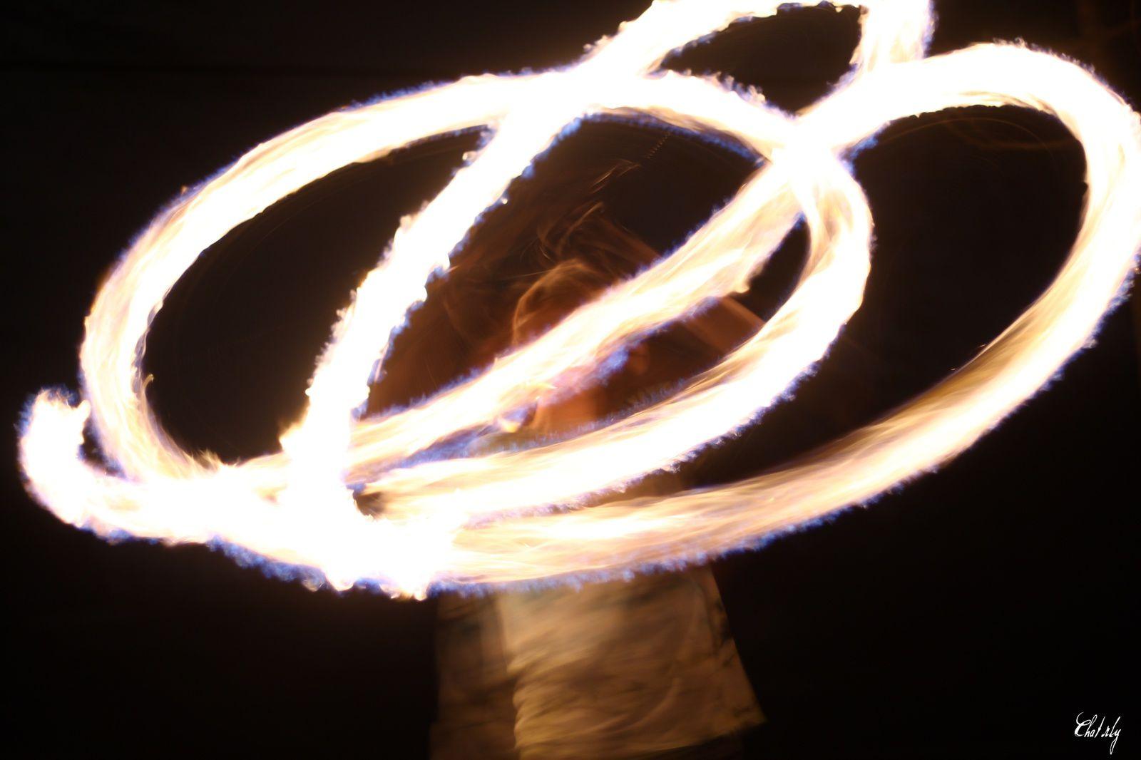 The Fire dance (Austin, TEXAS)