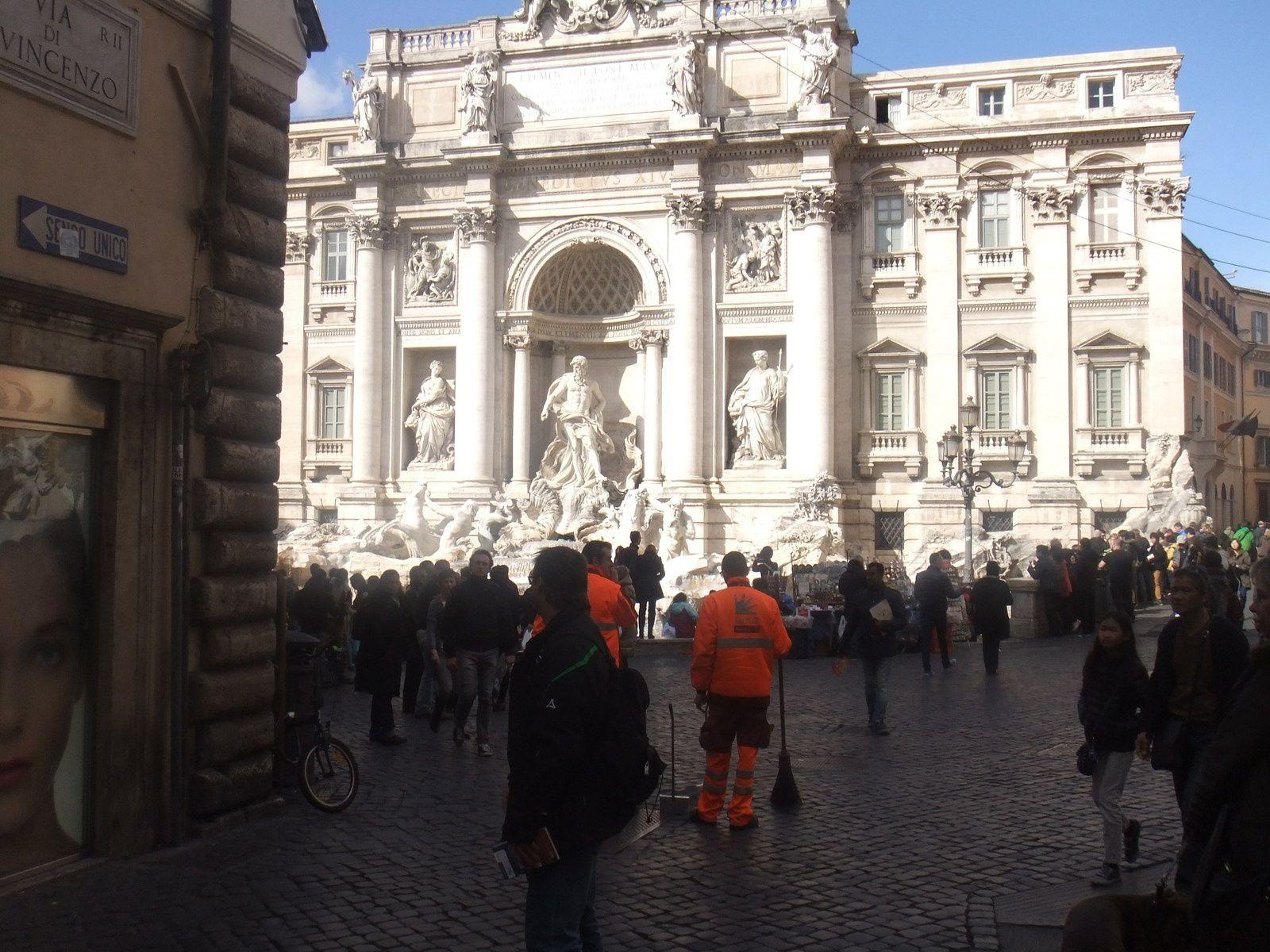 4 jours et demi à Rome