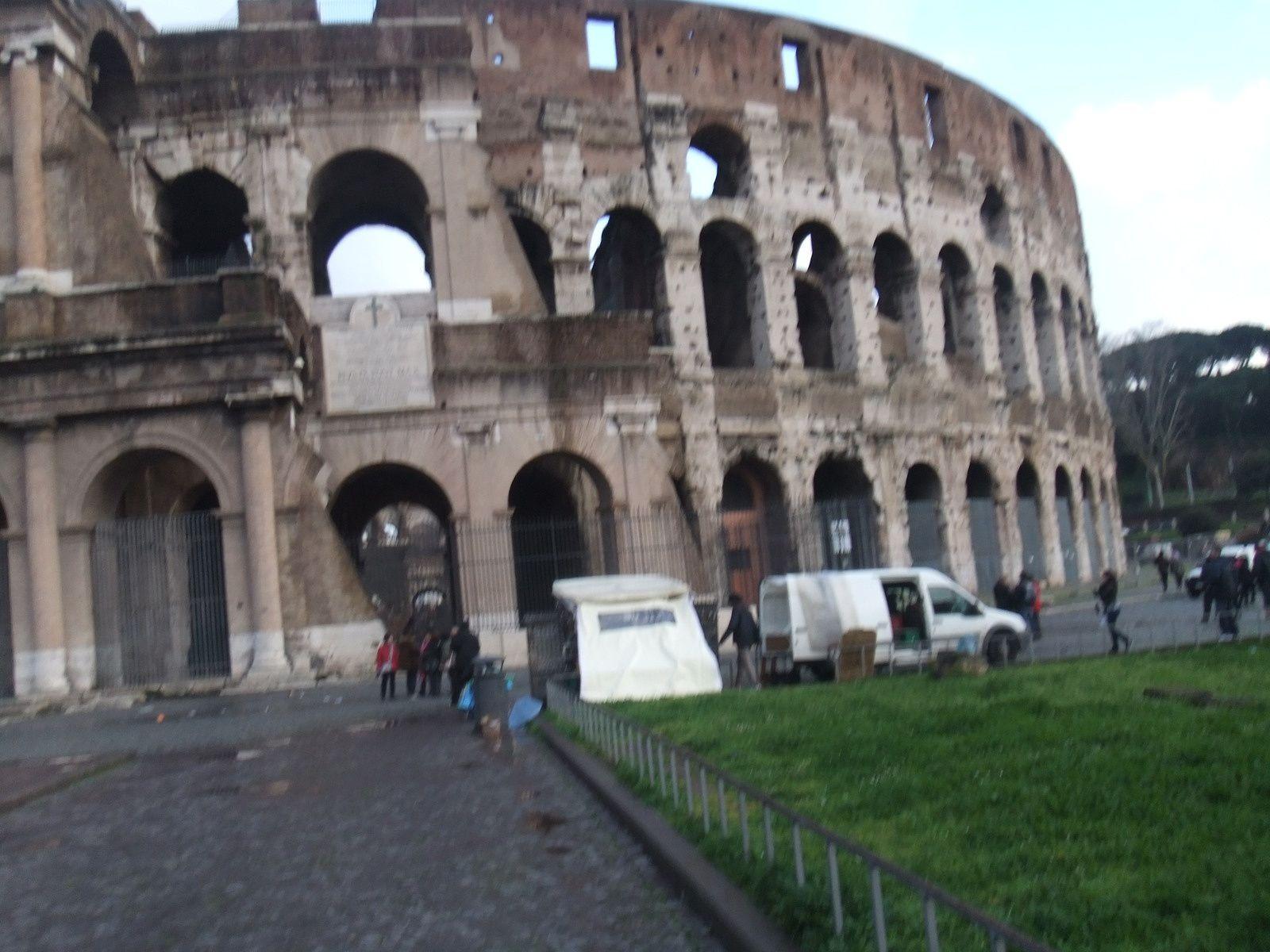 4 jours et demi à Rome ( 2e partie)