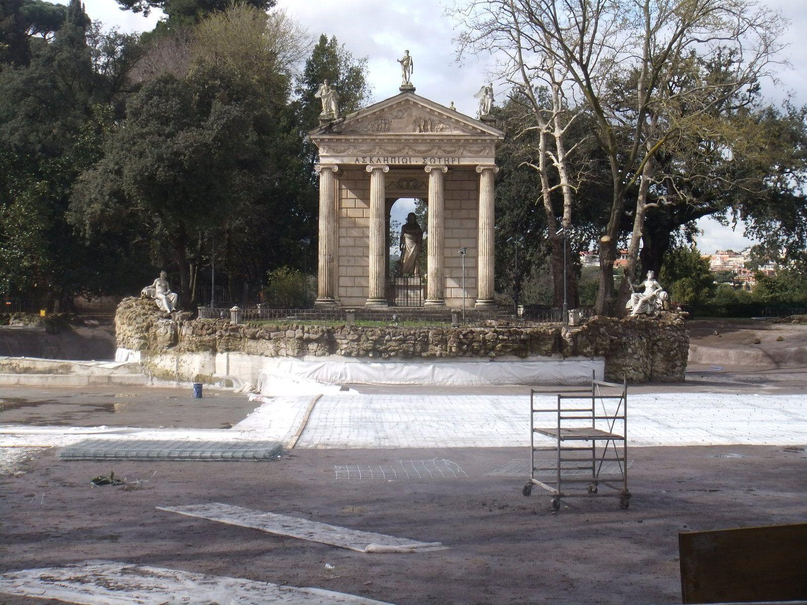4 jours et demi à Rome ( 4e partie)