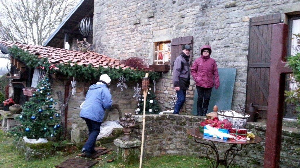 Sortie Grandrupt de Bains 29/11/2015