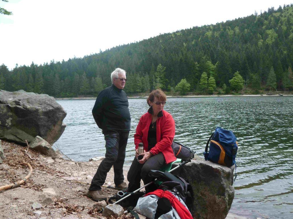 Sortie Lac des Corbeaux 22/05/2016