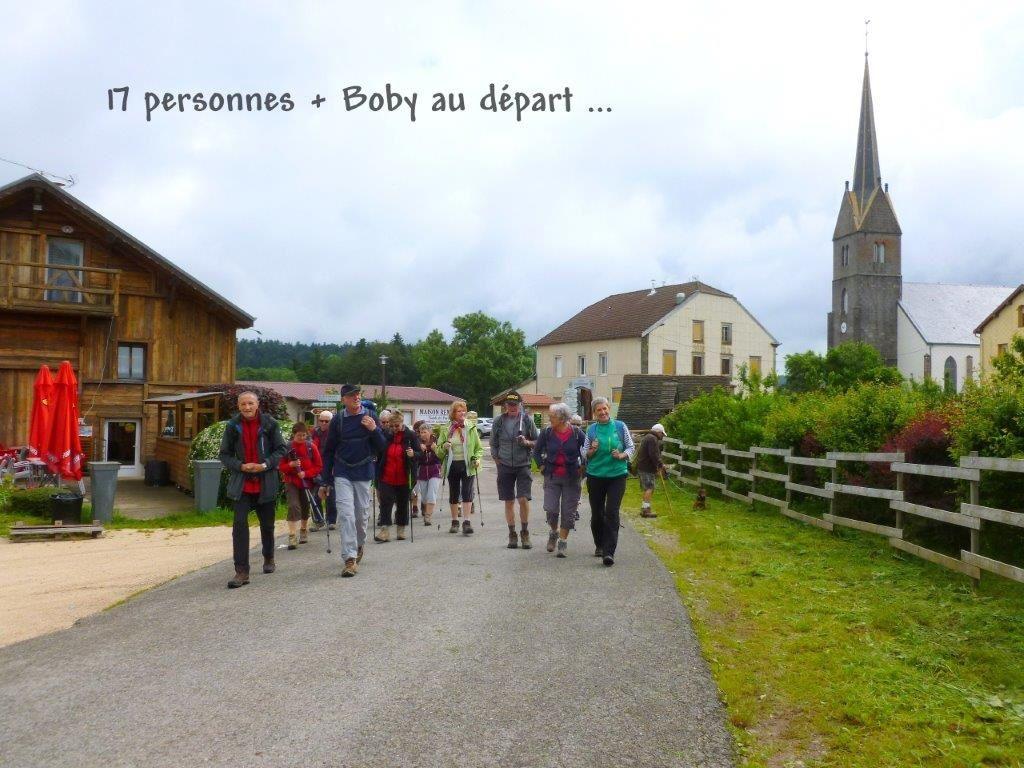 Sortie Girmont-Val d'Ajol 19/06/2016