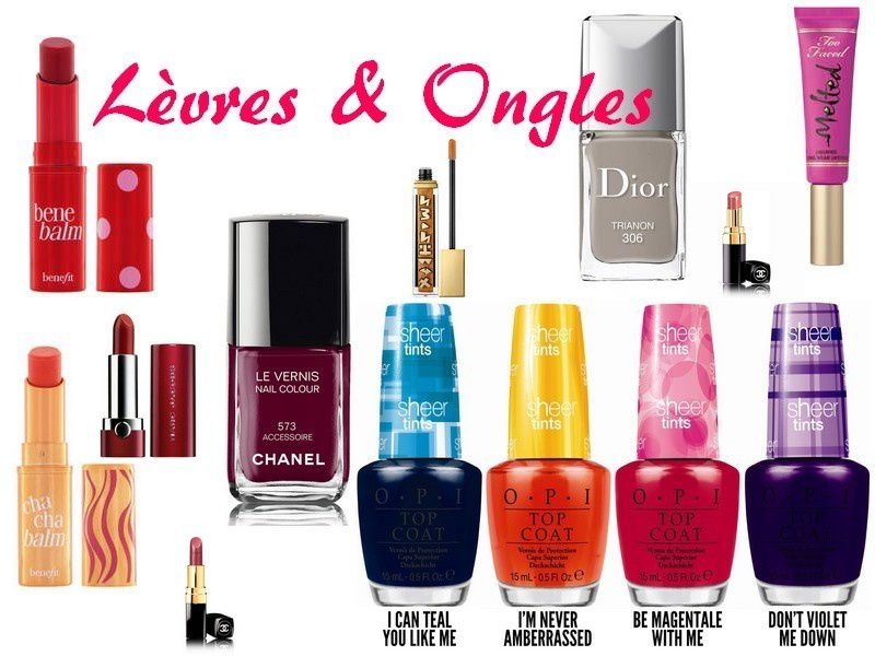 Lèvres & Ongles